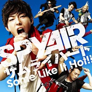 SPYAIR  新曲「サムライハート」着うた配信開始5週目にして、レコチョクアニメチャートで1位を獲得!_e0025035_275685.jpg
