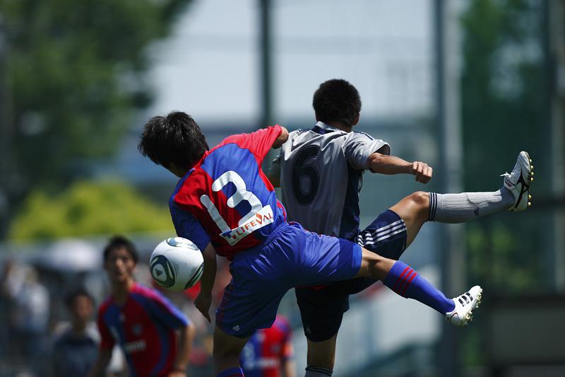 高円宮杯U-18サッカーリーグ2011 プレミアリーグ 第5節_f0095163_1932586.jpg