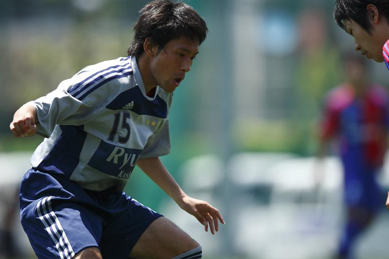 高円宮杯U-18サッカーリーグ2011 プレミアリーグ 第5節_f0095163_19332136.jpg