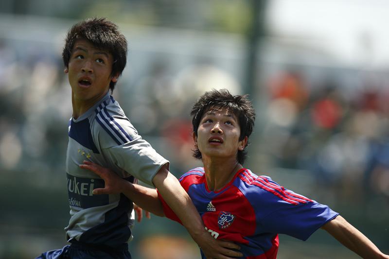 高円宮杯U-18サッカーリーグ2011 プレミアリーグ 第5節_f0095163_19342089.jpg