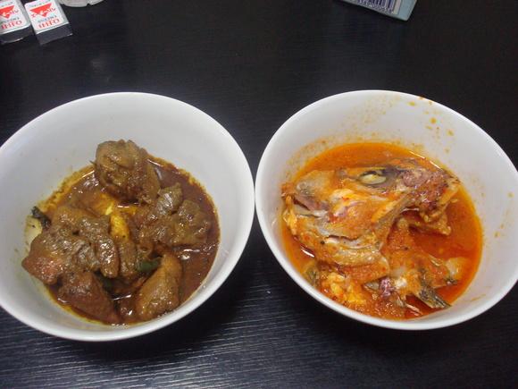 マレー料理 Malayan cooking_a0186568_2136459.jpg
