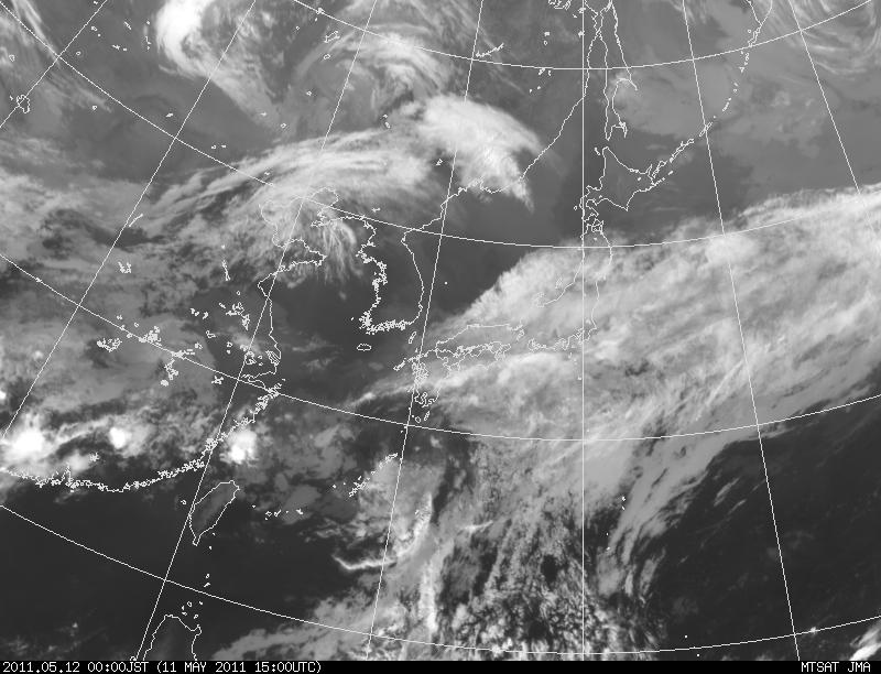 The 1st Typhoon in 2011: 台風1号_a0186568_2191544.jpg