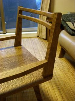 ナラ回転椅子_b0145777_14542394.jpg