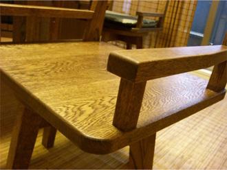 ナラ回転椅子_b0145777_14543089.jpg