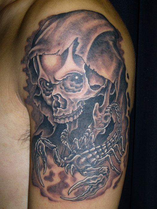 BACCHO TATTOOING _c0198582_18422831.jpg