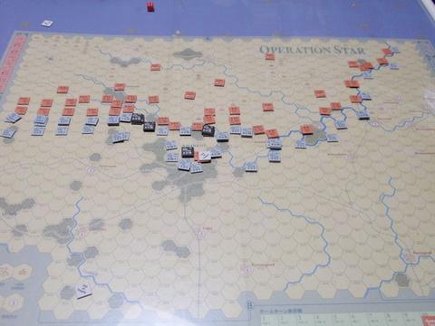 SPI/SS「ドイツ南方軍集団・星作戦」を対戦_b0162202_10403796.jpg