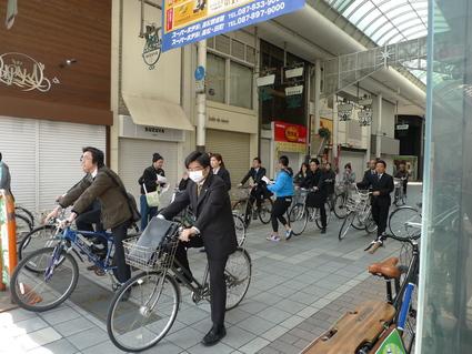 """高松\""""BIKE TO WORK\"""" 5/19(木)_f0063022_22135529.jpg"""