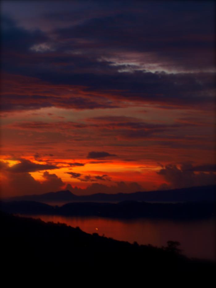 Puerto Galera Sunset_e0202828_21144066.jpg