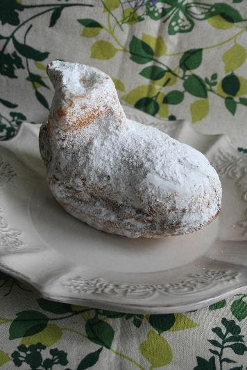 イースターの羊  日本橋浜町のドイツパン タンネ_f0082141_2052739.jpg
