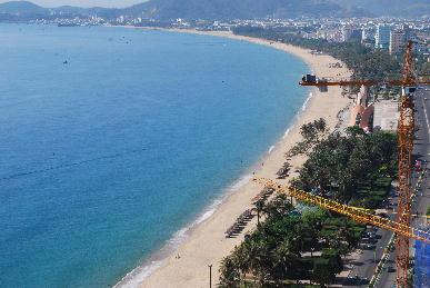 ベトナム旅行記~ニャチャンの海~_a0175348_15473144.jpg