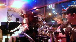 平松加奈con Armada@中目黒楽屋_b0131865_1504781.jpg