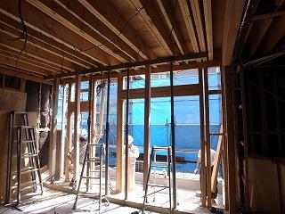 長久手町の家 耐力壁撤去_f0059988_19513228.jpg
