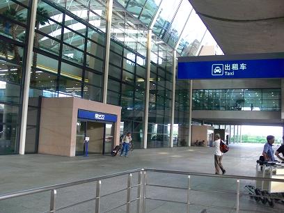中国出張2010年08月-第一日目-上海へ、クラッシックホテルとフレンチDinner_c0153302_11444238.jpg
