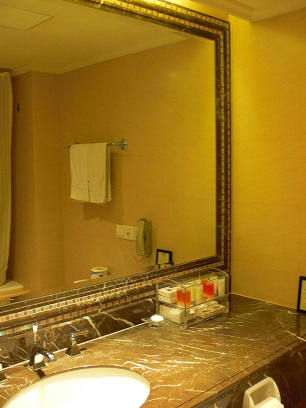 中国出張2010年08月-第一日目-上海へ、クラッシックホテルとフレンチDinner_c0153302_1147314.jpg