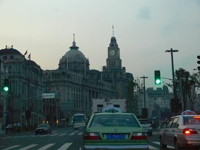 中国出張2010年08月-第一日目-上海へ、クラッシックホテルとフレンチDinner_c0153302_11491590.jpg