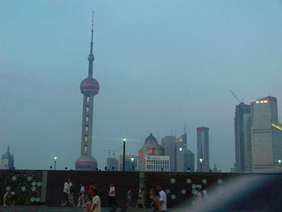 中国出張2010年08月-第一日目-上海へ、クラッシックホテルとフレンチDinner_c0153302_1149236.jpg