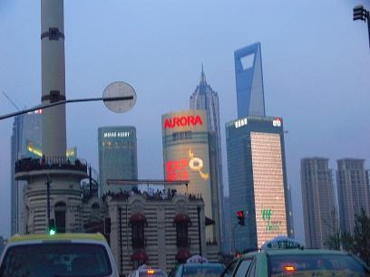 中国出張2010年08月-第一日目-上海へ、クラッシックホテルとフレンチDinner_c0153302_114931.jpg