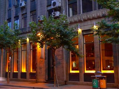 中国出張2010年08月-第一日目-上海へ、クラッシックホテルとフレンチDinner_c0153302_11495069.jpg