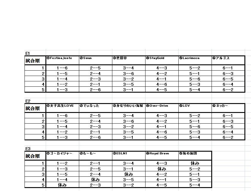 第七回ESL対戦表と結果報告用_b0208810_17165373.jpg