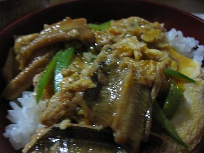 穴子丼♪_f0116812_15164378.jpg