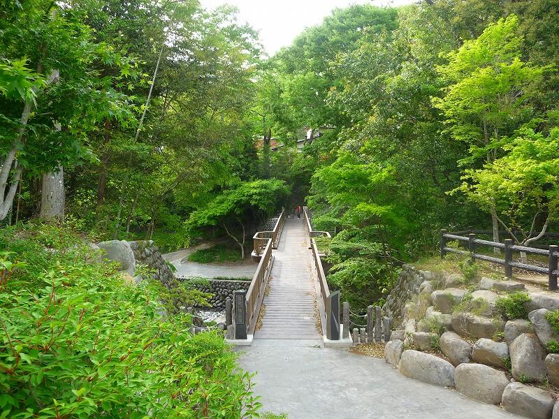 天城湯ヶ島温泉 出会橋