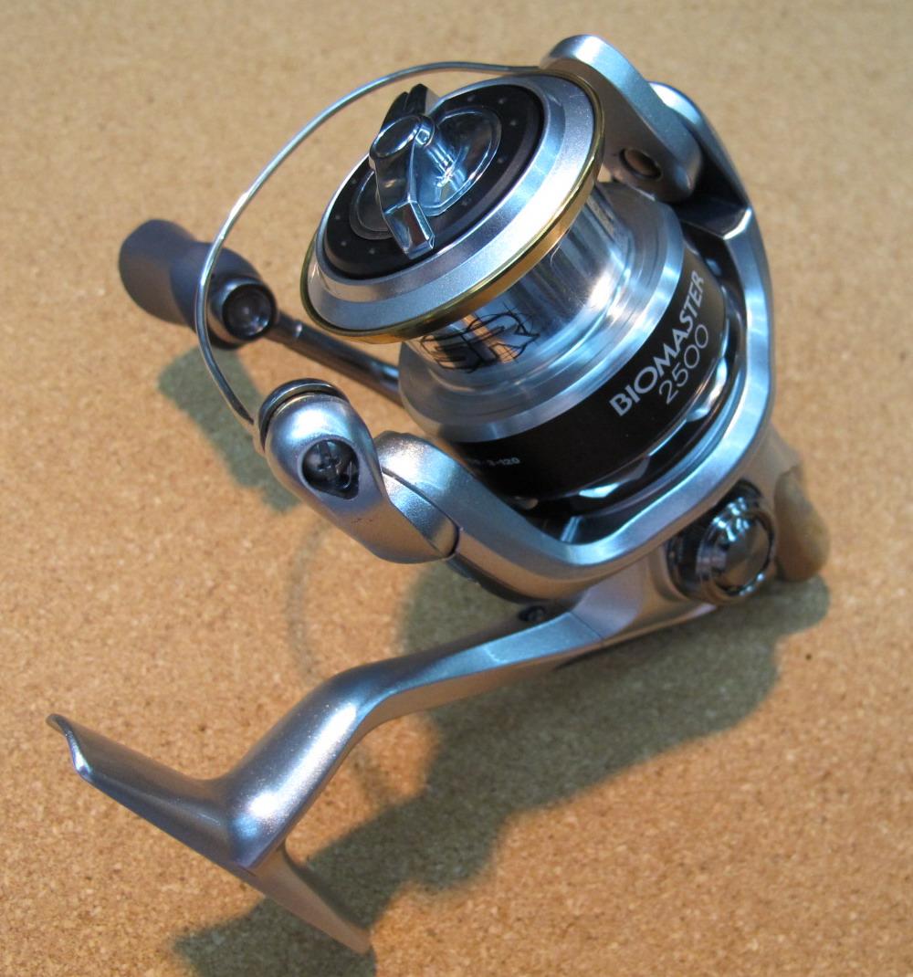 シマノ 2011バイオマスター2500&2500S_a0153216_17162418.jpg
