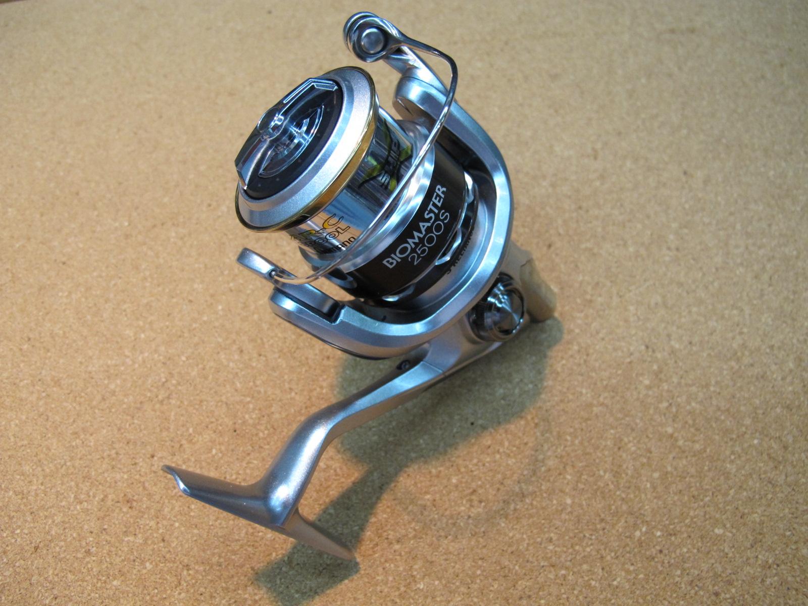 シマノ 2011バイオマスター2500&2500S_a0153216_17274780.jpg