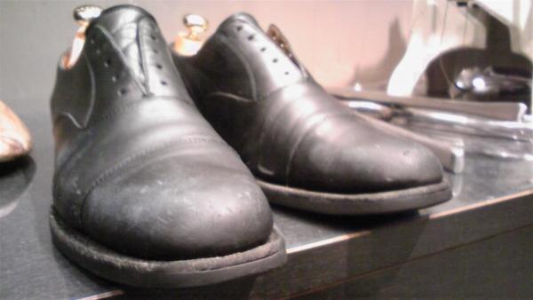 靴のクリーニング_b0226322_12403734.jpg