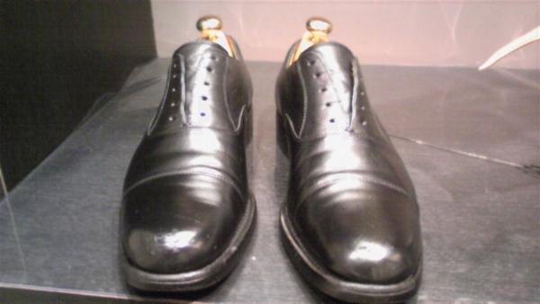 靴のクリーニング_b0226322_12433674.jpg