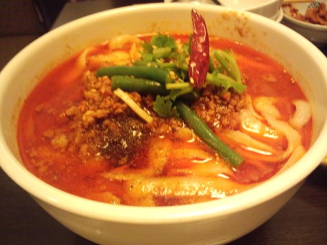刀削麺っ☆_c0151965_15314267.jpg