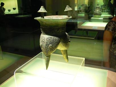 中国出張2010年08月-第二日目-上海博物館_c0153302_15434849.jpg