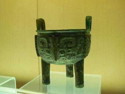中国出張2010年08月-第二日目-上海博物館_c0153302_1544310.jpg