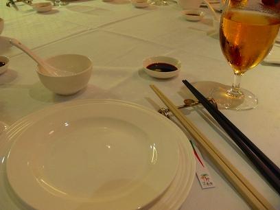 中国出張2010年08月-第二日目-小南国でDinner_c0153302_22493162.jpg