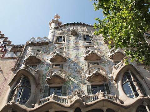 2011ヨーロッパの旅(バルセロナ編)_c0172603_2483759.jpg
