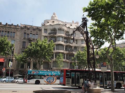 2011ヨーロッパの旅(バルセロナ編)_c0172603_2484975.jpg
