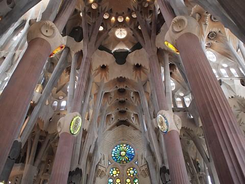 2011ヨーロッパの旅(バルセロナ編)_c0172603_2495296.jpg