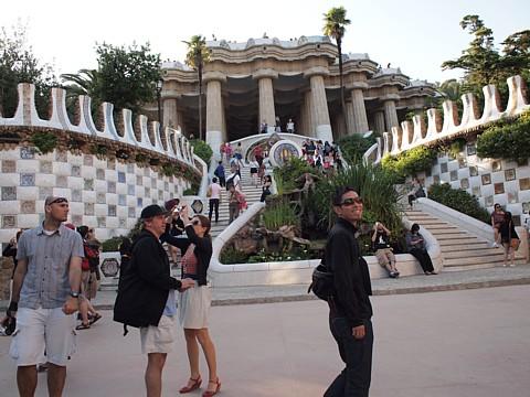 2011ヨーロッパの旅(バルセロナ編)_c0172603_2524462.jpg