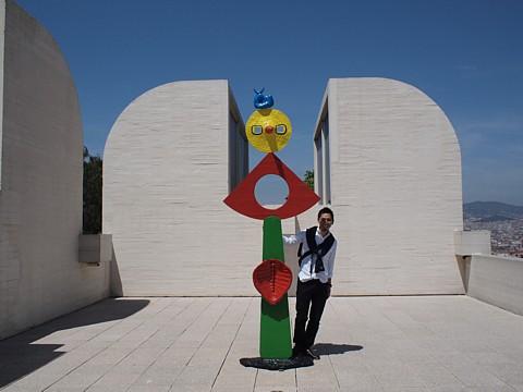 2011ヨーロッパの旅(バルセロナ編)_c0172603_255315.jpg