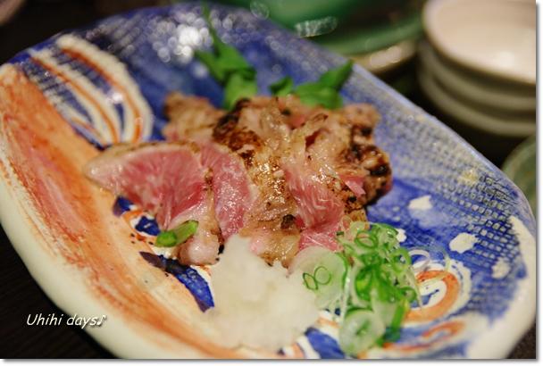大阪食いだおれ~♪ 難波なかやで誕生日会_f0179404_21184971.jpg