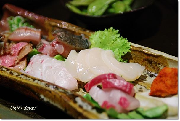 大阪食いだおれ~♪ 難波なかやで誕生日会_f0179404_21203054.jpg