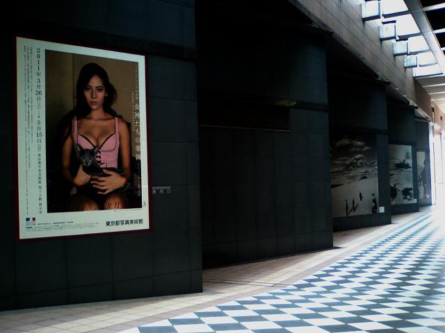 < ベッティナ ランス 写真展 女神たちの楽園 >_f0155808_8585136.jpg