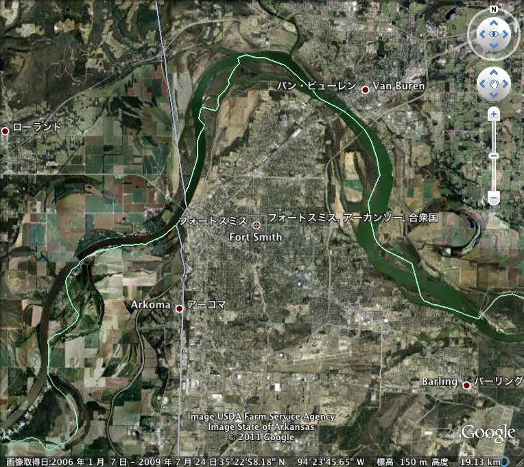 米中部で大洪水:被災者救済の驚くべき速さ!16時間以内でハイテク仮設住宅設置_e0171614_10133851.jpg