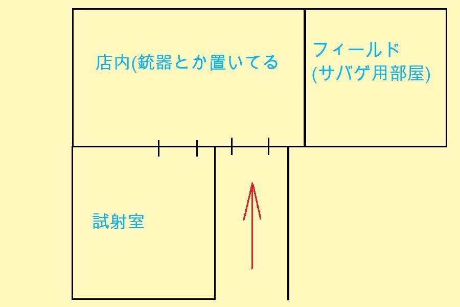 モデルガン射撃体験!_f0186726_21395552.jpg