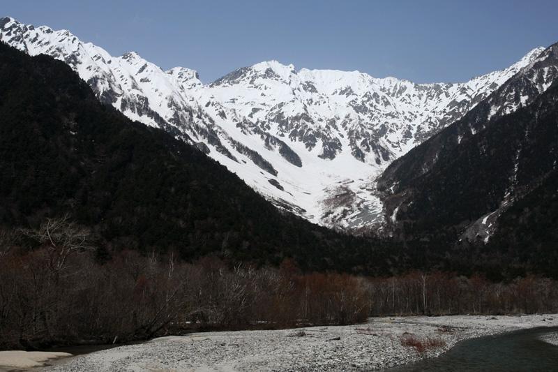 穂高の山々_a0087133_2220063.jpg
