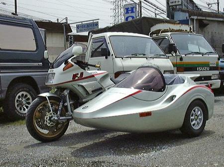 【FJ1200 + ロードセイラーⅢ】_e0218639_1383970.jpg