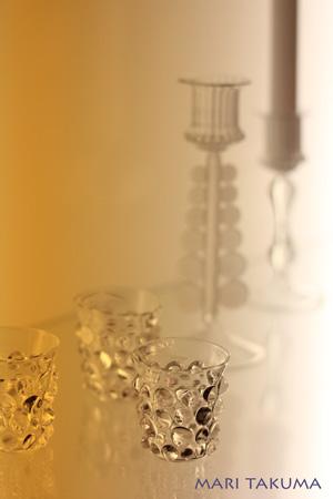 詫摩まりさんのglass展は明日(15日)まで〜_e0158653_0431620.jpg