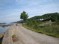 三津口湾の干潟を眺めながら_e0175370_23255956.jpg