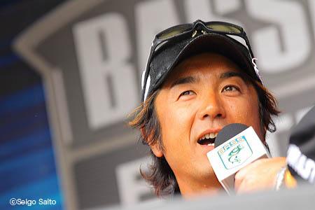 Bassmaster Elite Series #6 Lake Murray 3日目 準決勝_a0097491_8143225.jpg