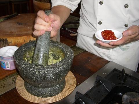 チェンマイの旅ー3 in kitchen_a0168894_10195735.jpg
