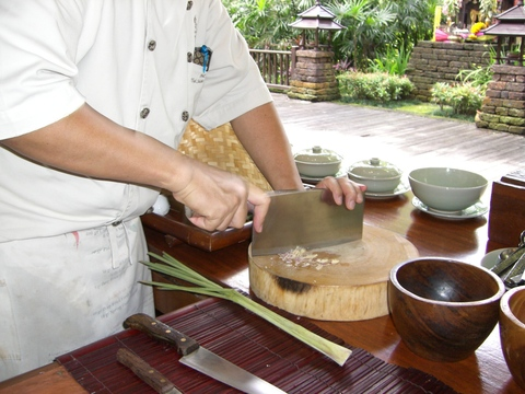 チェンマイの旅ー3 in kitchen_a0168894_10201082.jpg